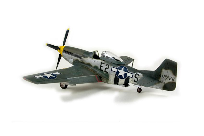 Avion - P-51 Mustang - Tamiya, 1/48 IMGP1465