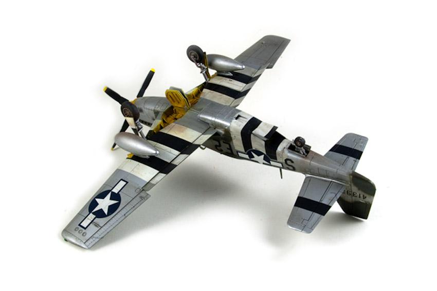 Avion - P-51 Mustang - Tamiya, 1/48 IMGP1469